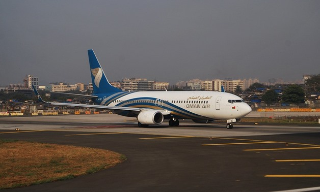 FILE – A plane belonging to Oman Air - Kurush Pawar/Flickr