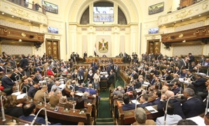 Members of Parliament start voting on the newly-proposed amendments to the 2014 Constitution on Thursday- Egypt Today/Hazem abdel-Samad