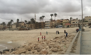 FILE – Beach in North Sinai