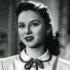 Egyptian actress Faten Hamama