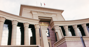 The Supreme Constitutional Court. Photo credit: Silvia Dogliani/Egypt Today