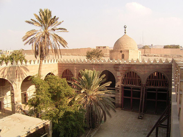 Darb Al Ahmar, from Wikimedia Commons.