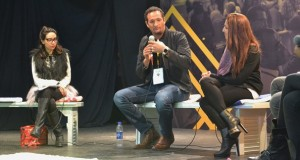 Karim ElSahy of Konnecti talks about the work-life balance at the RiseUp summit on Sunday.