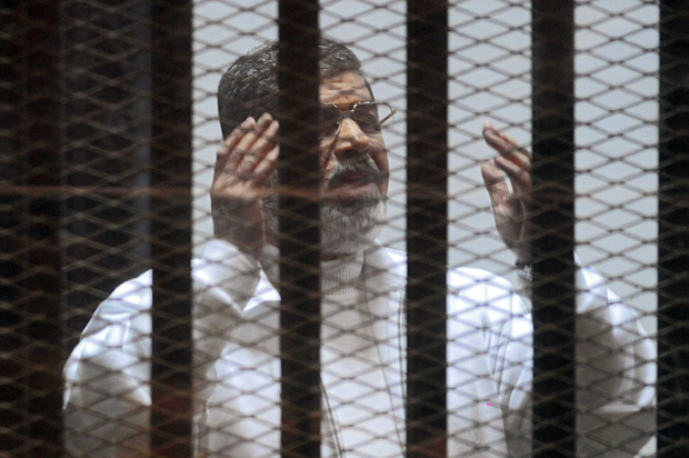 Former Egyptian President Mohamed Morsi's death sentence was upheld in mid-June.