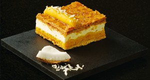 The new Millefeuille Mangue at PAUL.