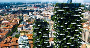 Bosco Verticale, a pair of residential towers in the Porta Nuova district of Milan, Italy, was designed by architect Stefano Boeri, who headlined this year's Design, Build, Breathe conference in Zamalek.
