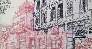 Cairo Urban Sketchers featured