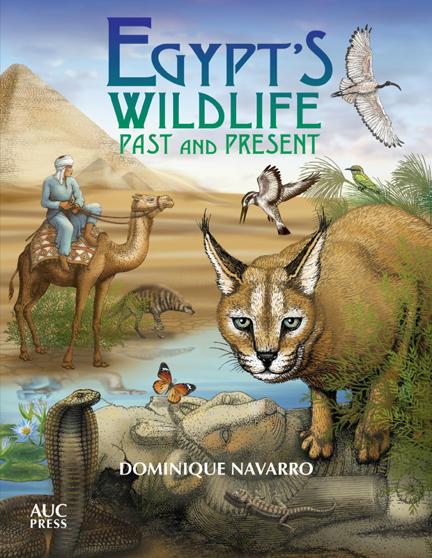 Egypt's Wildlife Past and Present AUC English edition