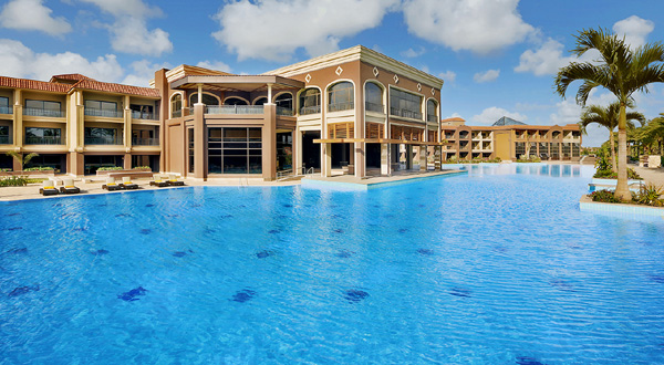 Hilton Alexandria King's Ranch, the brand's newest property in Egypt.