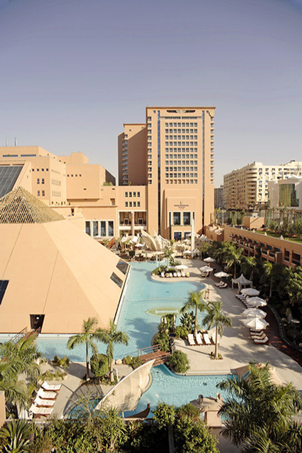 3. Intercontinental Cairo CityStars copy