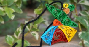 anele paper quilling handmade