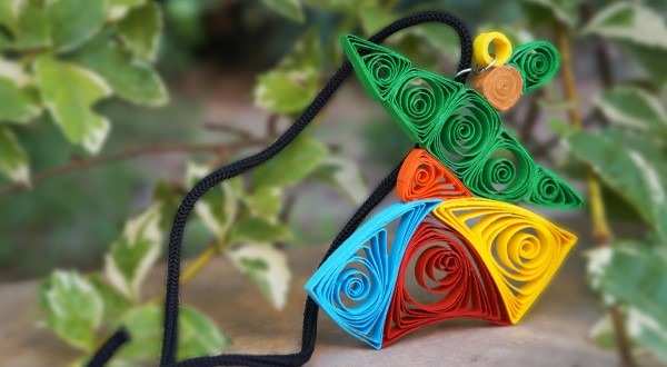 Quilling Line Art : Anelé egypt s first paper quilling line offers new twist