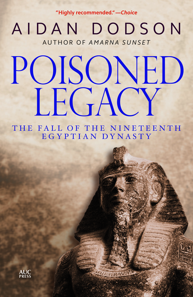 poisoned legacy book cover