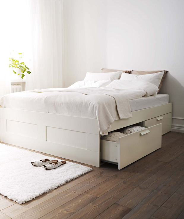 Brimnes Bed Without Storage Full Size Of Bed Framesking Size Storage Bed Plans King Platform Bed