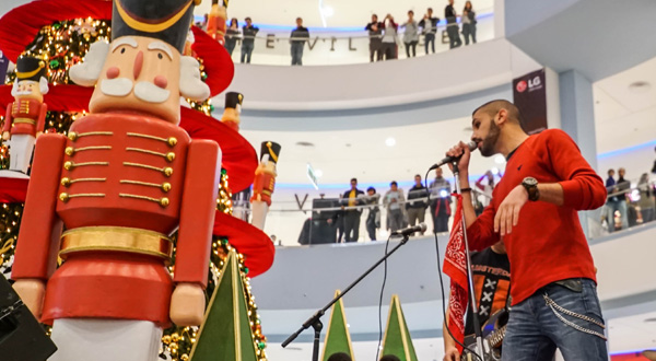 cairo festival city mall christmas featured